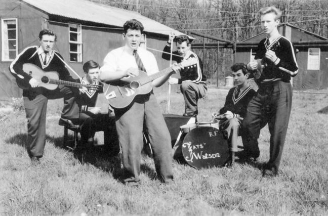 skiffle group